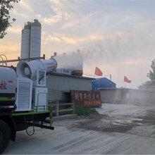 苏州东风天锦13吨抑尘车,多功能洒水车图片