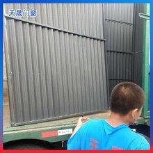 長沙鋅鋼百葉窗施工價格圖片