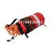 水上救生拋繩包救援反光逃生繩袋水域救生繩包熒光拋繩包浮繩袋