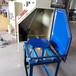 江西手動模具清理專用噴砂機小推車轉盤噴砂機