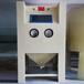 恩施干式噴砂機提高金屬附著力手動打砂機