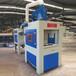 湖南開孔器轉臺式自動噴砂機提高金屬附著力