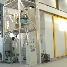 气力回收型喷砂房环保涂装喷砂房遵义喷砂房图片