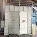 武漢氣力回收型磨料循環使用無地坑噴砂房噴砂室