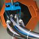 蘇州滾筒式噴砂機自動化設備方便快捷