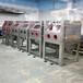 武汉湿式喷砂机不锈钢材质水砂机