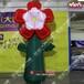 定制充氣太陽花氣模充氣仿真花朵4m高花舞臺劇布景場景裝飾向陽花朵