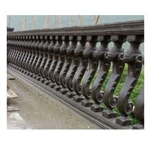 南寧廠家直銷陽臺欄桿花瓶柱模具歐式欄桿圖片