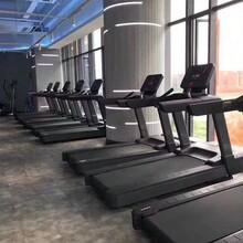 健身房商用跑步機山東萊美特健身房商用跑步機生產廠家圖片