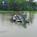 河面自動水面清漂船廠家直銷小型水草清理船價格垃圾清理機械船