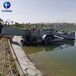 水面塑料垃圾清潔設備河漂浮物打撈保潔船垃圾打撈水草清理船
