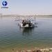 漂浮物垃圾清理機械大型河面垃圾打撈船水草打撈清潔船