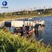 廣東大型水面割草船供應大型河道割草船打撈船保潔船
