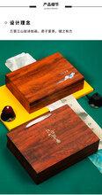 茶叶礼盒包装盒厂家茶叶包装铁盒定制万马包装茶叶罐