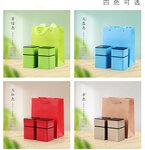 泉州萬馬包裝-茶葉包裝禮盒定制廠家日照鐵觀音茶葉包裝盒