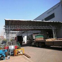 台州推拉棚设计安装厂家图片