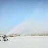北方地区大型造雪机滑雪场造雪机户外造雪机携带滑雪场滑雪圈