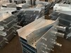 廠家加工直銷防落梁擋塊聲屏障立柱熱鍍鋅預埋鋼板