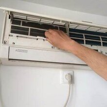 深圳空调清洗服务图片