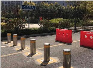 路障机升降柱供应路障机升降柱防恐路障机IP68升降柱