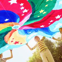 池州降落伞生产厂家图片
