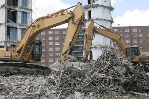 芒市厂房拆除回收站