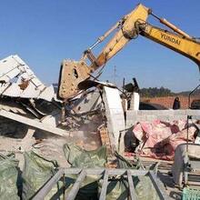禄丰厂房拆除回收公司图片