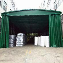 西安中赞生产移动推拉雨棚,宵夜蓬,仓库帐篷系列,伸缩式遮雨蓬图片