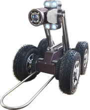 CCTV管道检测机器人、管道清淤、管道检测图片
