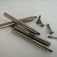 佛山牙科通配機芯長短軸加工打樣高速手機取針軸加工圖片
