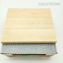 室内体育馆枫桦实木地板羽毛球馆木地板颜色可选图片