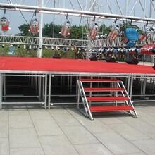 黃石市舞臺搭建報價圖片