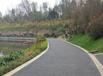 上海彩色透水地坪道路,透水砼透水混凝土地坪廠家直銷