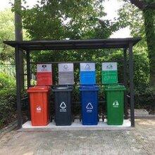 蘭州垃圾分類亭價格圖片