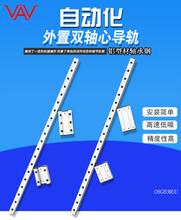 淮安雙軸心導軌價格圖片