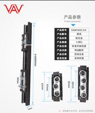 東莞雙軸心導軌廠家直銷圖片