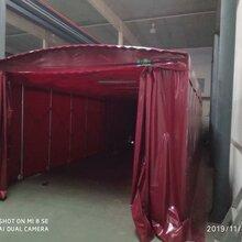 定制大小型工厂仓库蓬物流园雨棚停车库蓬大排档烧烤夜市蓬图片