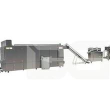 膨化食品生產設備加米果生產線圖片