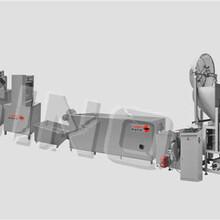全自動膨化機..脆鍋巴機械設備圖片