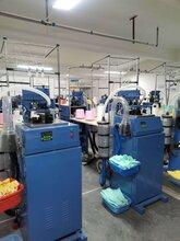 袜子加工机器厂家博鳌袜业办厂小项目图片