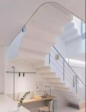 北京医院钢构住宅楼梯制作公司图片