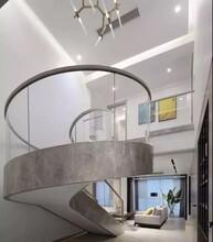 浙江店铺钢构住宅楼梯安装公司图片