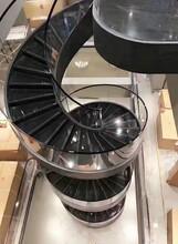 河南箱体旋转楼梯制作公司图片