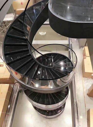 箱体旋转楼梯图