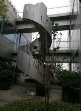 广州箱体旋转楼梯制作团队图片