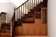全屋一體色衣柜、櫥柜、酒柜、浴室柜全屋定制