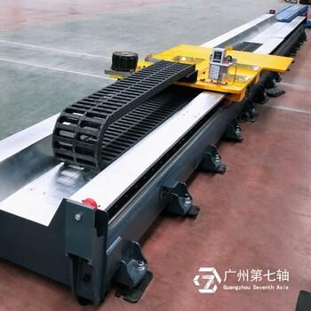 提供四川第七軸_機器人行走軸_地軌設備源頭廠家