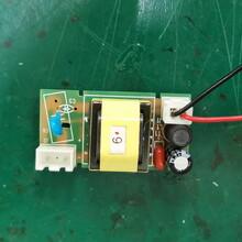 输入5-12V输出1200V带隔离升压板图片