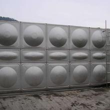 廠家直銷不銹鋼方形水箱高位消防水箱生活水箱304不銹鋼水箱圖片