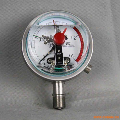 供应皖控Y-MN系列卫生型隔膜耐震压力表